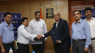 NBCC BAGS RS 400 CR CONTRACT IN DUBAI