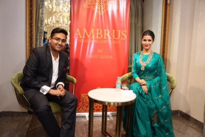 AMBRUS JEWELS by ARPIT GOYAL