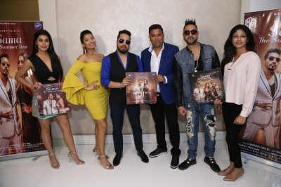 New track launched by Famous playback singer Mika singh
