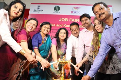 On the occasion of Aajeevika and Kaushal divas,   Beauty  Wellness Sector Skill Council Organises its second JobMela