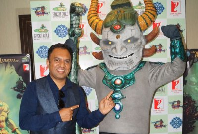 Hanuman vs Mahiravana, a new family entertainer release from the house of Green Gold Animation in theatres
