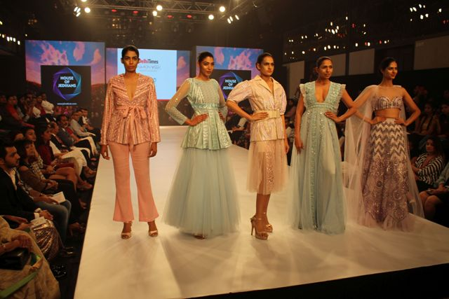 Jd Institute Of Fashion Technology Students Showcase Their Creations Heraldlinks Com