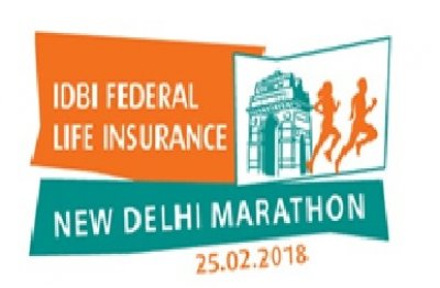 Over 15,000 enthusiastic runners gear-up for the 3rd edition of IDBI Federal Life Insurance New Delhi Marathon