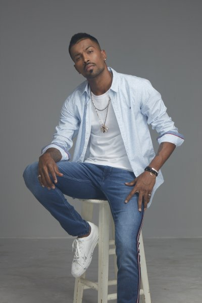 ALL-ROUNDER HARDIK PANDYA CHANGING THE TREND WITH SIN DENIM