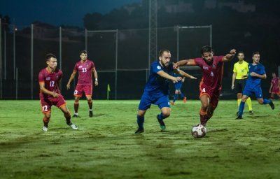 Gaurs Secure Win in First Pre-Season Friendly