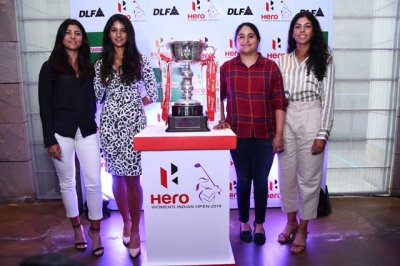 Becky Morgan of UK to defend her title as Hero Womens Indian Open enters 10th Year on Ladies European Tour