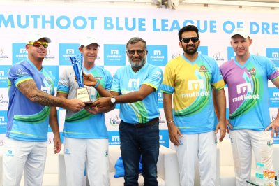The Muthoot Blue League of Dreams lends wings to the final four selected regional teams, who will battle it out at Kalina stadium in Mumbai