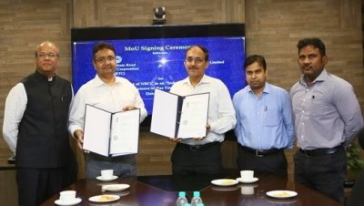 NBCC signs MOU with Gujarat State Road Transport Corporation (GSRTC)